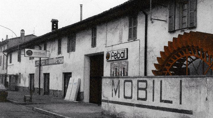 foto storica | Misure Arreda - Mobili e Arredo in provincia di Bergamo