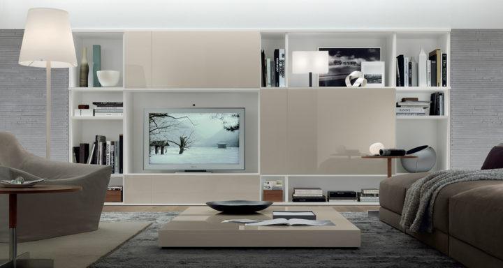 JESSE living room design | Misure Arreda - Mobili e Arredo in provincia di Bergamo