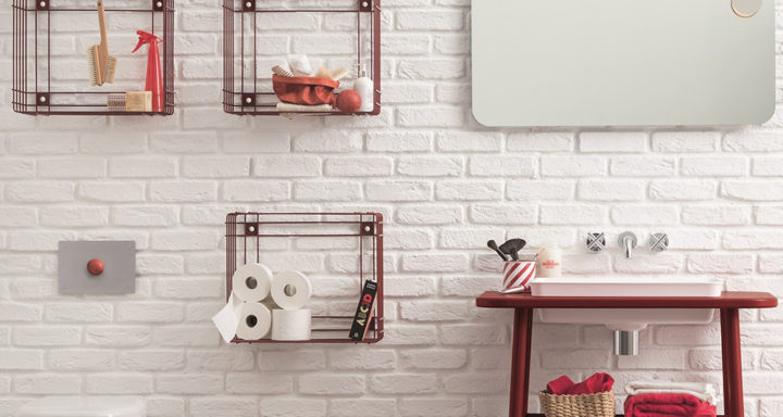 BIREX arredo bagno design red | Misure Arreda - Mobili e Arredo in provincia di Bergamo