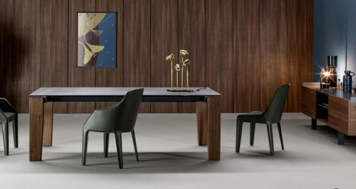 Bonaldo Truly tavolo con sedie | Misure Arreda - Mobili e Arredo in provincia di Bergamo