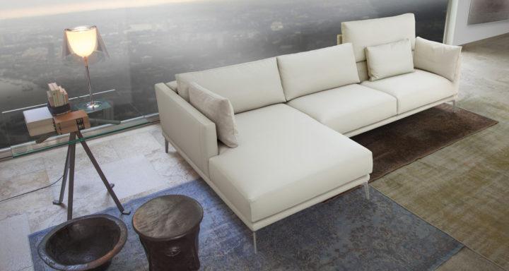 Calia divani genius divani di pelle | Misure Arreda - Mobili e Arredo in provincia di Bergamo
