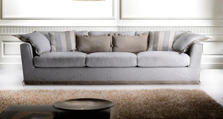 Cava divani canalgrande soggiorno classico | Misure Arreda - Mobili e Arredo in provincia di Bergamo