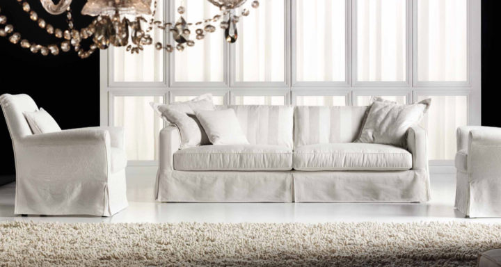 Cava divani melrose soggiorno classico | Misure Arreda - Mobili e Arredo in provincia di Bergamo