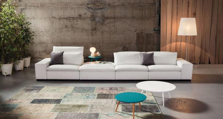 Delta Salotti Idee arredamento soggiorno | Misure Arreda - Mobili e Arredo in provincia di Bergamo
