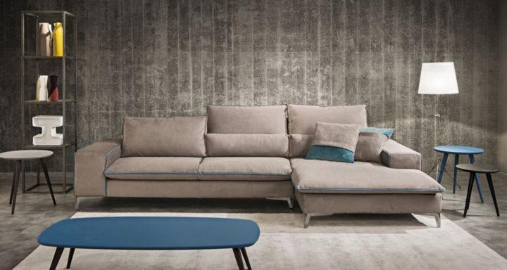 Delta Salotti divano design | Misure Arreda - Mobili e Arredo in provincia di Bergamo