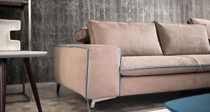 Delta Salotti divano moderno | Misure Arreda - Mobili e Arredo in provincia di Bergamo