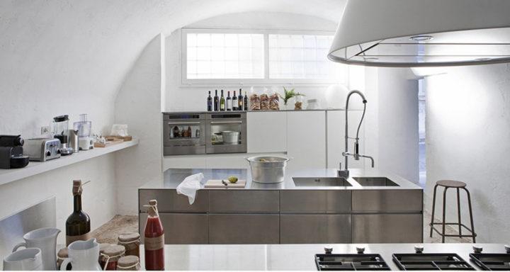 ELMAR arredare cucina a vista | Misure Arreda - Mobili e Arredo in provincia di Bergamo