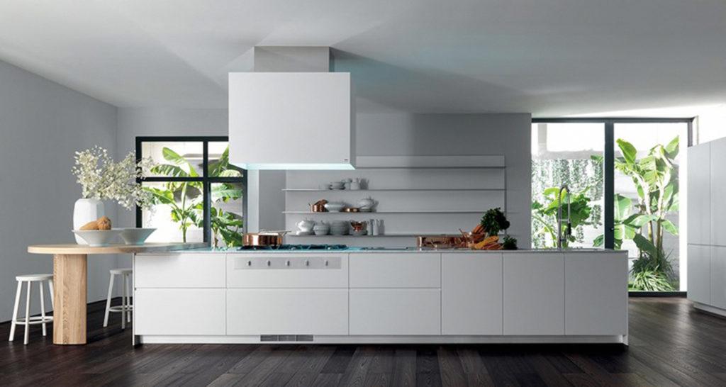 Arredamento cucina a vista arredamento cucina a vista - Elmar cucine rivenditori ...