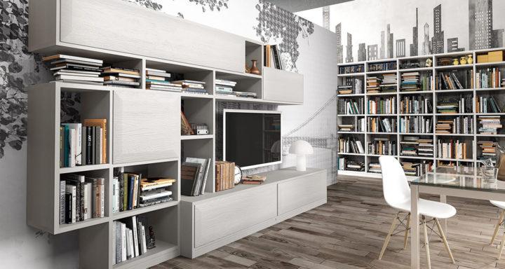 PACEMA living room design | Misure Arreda - Mobili e Arredo in provincia di Bergamo