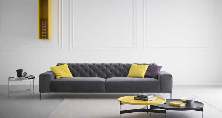 PIANCA Boston divano, sofa | Misure Arreda - Mobili e Arredo in provincia di Bergamo