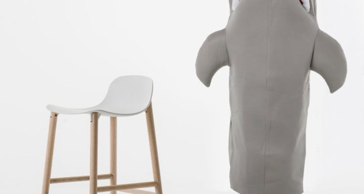 Kristalia Sharky seduta di design | Misure Arreda - Mobili e Arredo in provincia di Bergamo