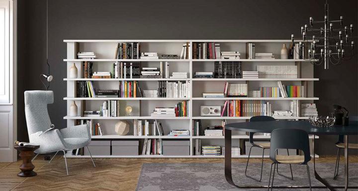 PIANCA libreria Spazioteca | Misure Arreda - Mobili e Arredo in provincia di Bergamo