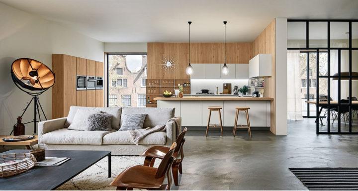 Veneta Cucine cucina, living room design | Misure Arreda - Mobili e Arredo in provincia di Bergamo